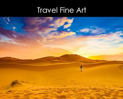Travel Fine Art