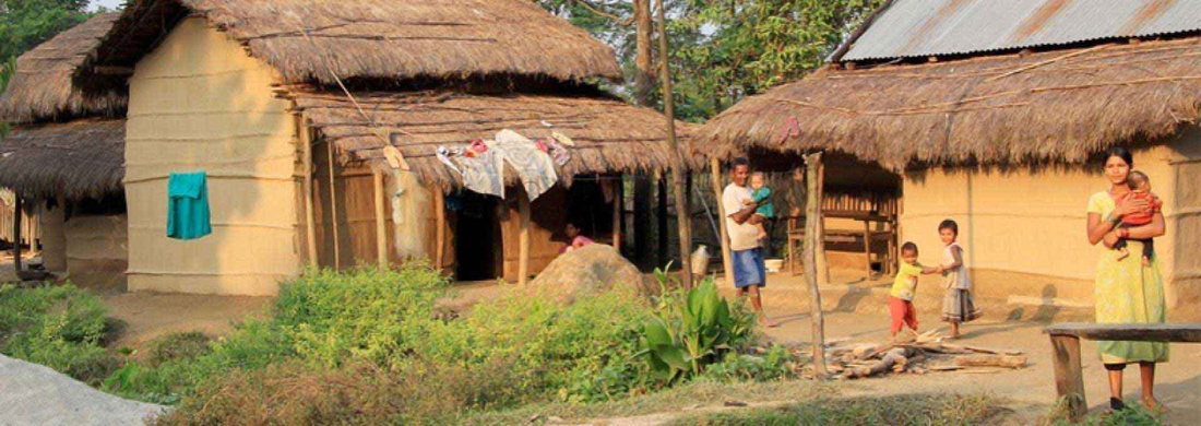 tharu-village-trek-in-chitwan
